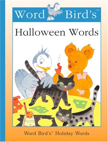 Word Bird's Halloween Words (New Word Bird Library Word Birds Holiday Words)]()