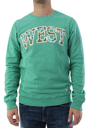 Scotch & Soda Pullover Men - 1401-03.40044 - Green #72