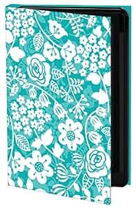Keka Classic - Funda para Samsung Galaxy S3 (diseño de flores de Jacqueline Milton, fijación a presión)