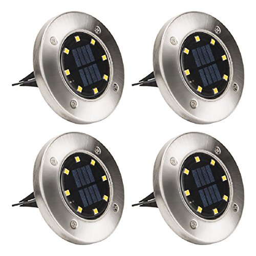 Best Solar Powered Lawn Lights in US - 8