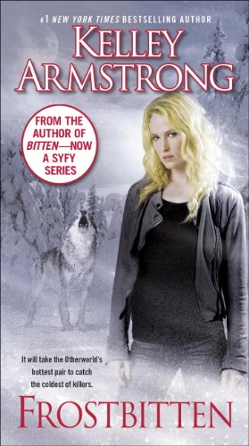 book cover of Frost Bitten