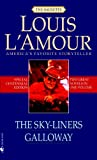 Front cover for the book The Sky-Liners by Louis L'Amour