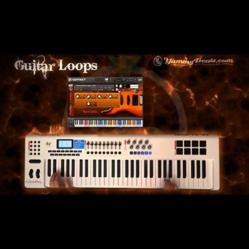 Rnb Audio Loops - Rnb Hip Hop Guitar Loops