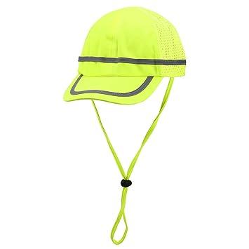 LIOOBO - Gorra de béisbol Reflectante para protección Solar con ...