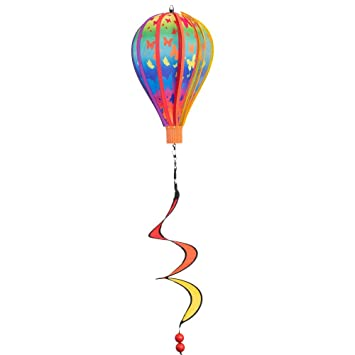 Cim Wind Spinner Micro Balloon Butterfly Twister Weather