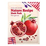 [Secretkey] Nature Recipe Mask Pack_Pomegranate_10p