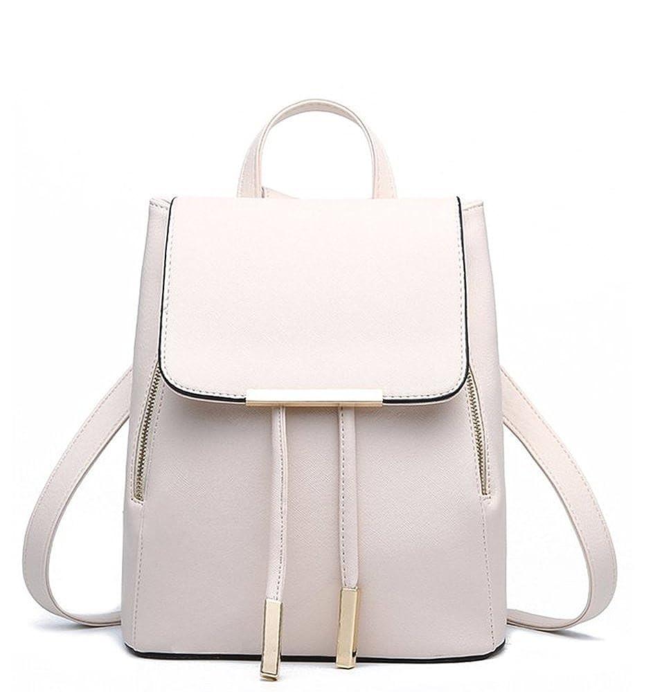 ed98835c5cf37 WINK KANGAROO Fashion Shoulder Bag Rucksack PU Leather Women Girls Ladies  Backpack Travel bag