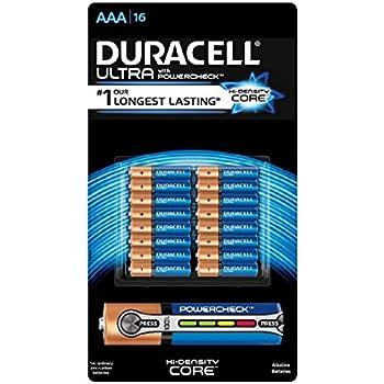 Amazon.com: Duracell Battery,Alkaline,AAA,16PK: Health