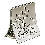 InterDesign Buco Napkin Holder for Kitchen Countertops, Table - Satin