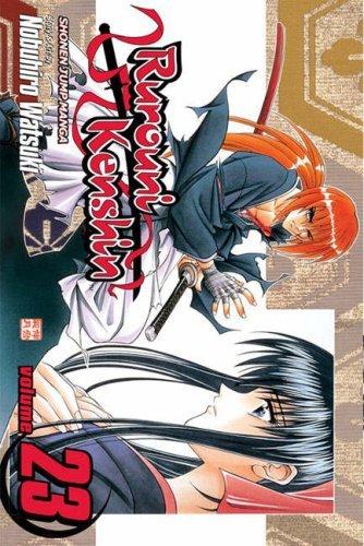 Rurouni Kenshin, Vol. 23: Sin, Judgment, Acceptance