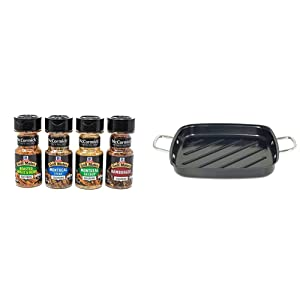 McCormick Grill Mates Everyday VP + Square Grilling Pan