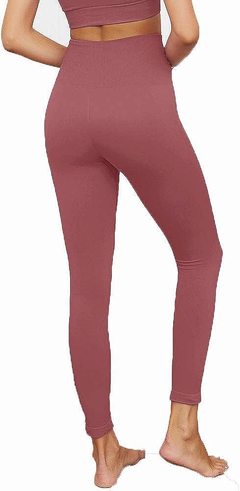 Aimsnug Women/'s Yoga Pants Seamless Camo High Waisted Gym Sport Running Tight Workout Leggings