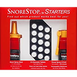 SnoreStopStarter Kit