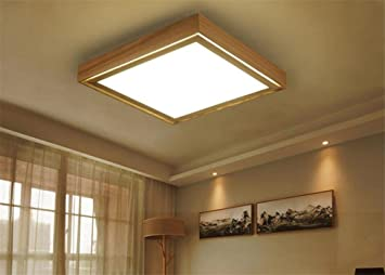 SUGER-LIGHT Plafonniers Lustre Minimaliste moderne Forme ...