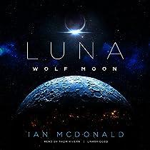 WOLF MOON: LUNA, BOOK 2