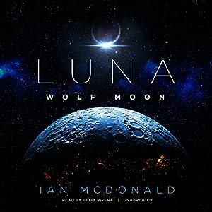 Wolf Moon Hörbuch