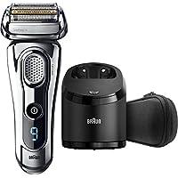 Braun Series 99090cc Foil Shaver para los hombres con centro de limpieza, de los hombres de afeitar eléctrica, Maquinillas De Afeitar eléctrica, de afeitar, taladro sistema de afeitado
