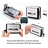 NETEDA Cassette Player Portable Tape Player