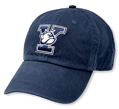 Yale University Baseball (Elite Fan Shop Yale University Bulldogs Hat Icon Navy)