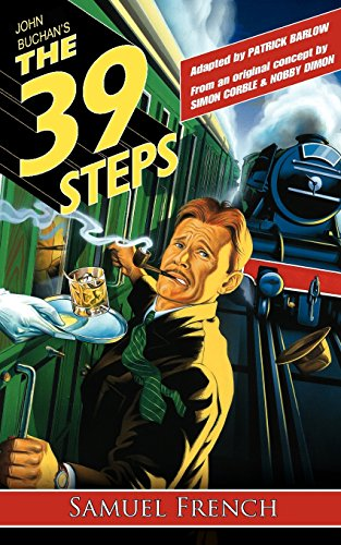 the 39 steps by patrick barlow - 1