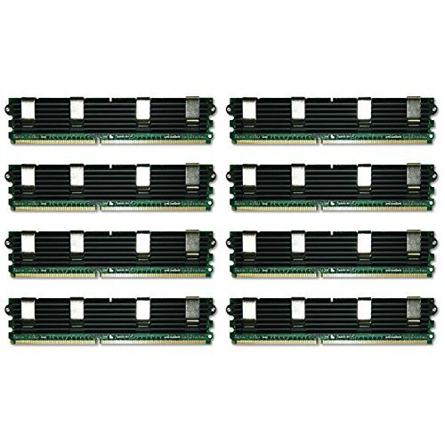 (32GB Kit (8x4GB) DDR2 Fully Buffered PC2-5300 667MHz FBDIMM Memory RAM for 2006, 2007 Apple Mac Pro)