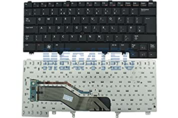 DELL LATITUDE E5420 E6220 E6320 E6420 XT3 KEYBOARD UK LAYOUT NEW D/PN  0J7P23 F92