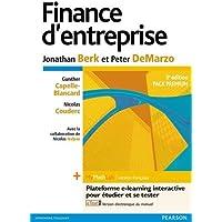 Finance d'entreprise 3e édition + eText + MyMathLab version française