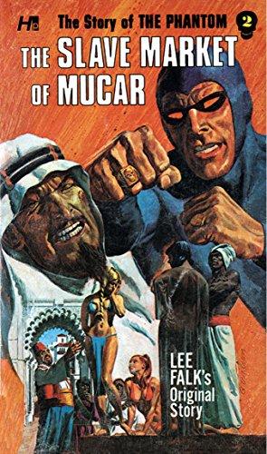 PHANTOM COMPLETE AVON NOVELS VOLUME #2 SLAVE MARKET OF MUCAR