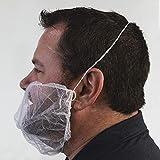 UltraSource Beard Nets, Latex Free