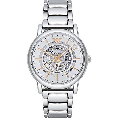 Emporio Armani Men's AR1980 Dress Silver Watch
