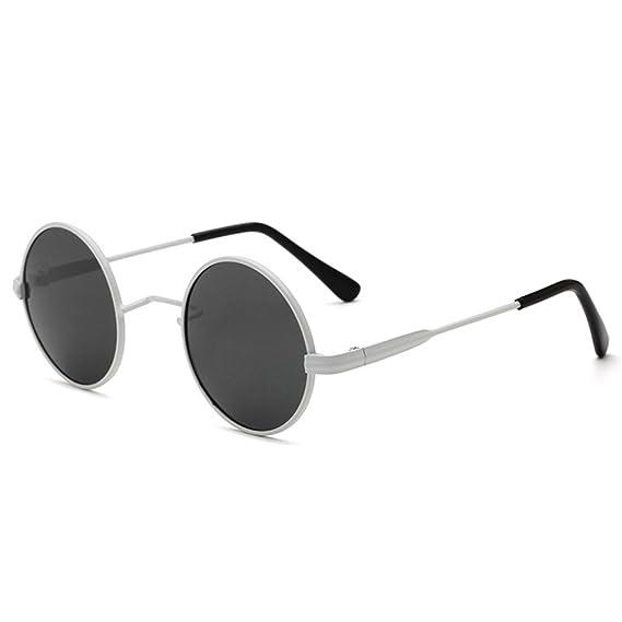 Juleya niño gafas de sol polarizadas redondas Kid Infant Boys Girl TAC gafas de deporte Polaroid