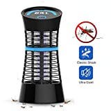 Bug Zapper Light, Electric Fly Killer, Indoor Mosquito Trap for Home, Kitchens, Office, Outdoor Patios, Store