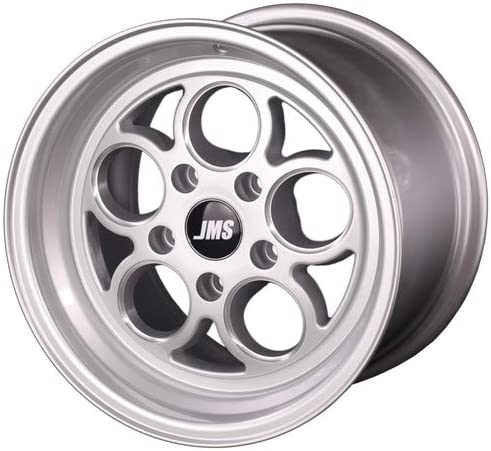 JMS Savage FITS Mustang and Shelby GT500 17 INCH X 4.5 INCH Front Wheel W- Lug Nuts S1745175FS