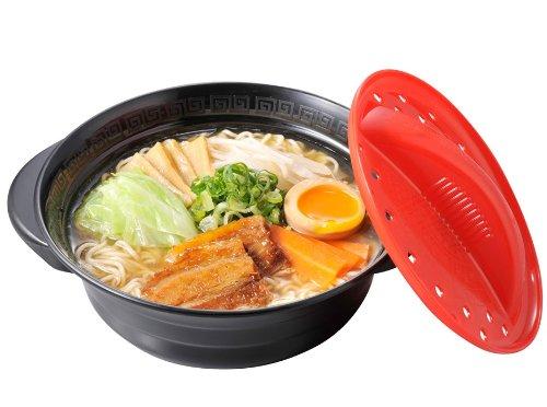 Range with simple vegetable ramen / PS-G682 ramen bowl