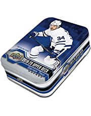 2019-20 UPPER DECK Hockey Series 2 Trading Cards Tin Box 10 Packs