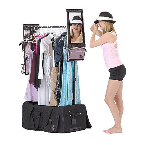 Dance Duffle Bag With Rack - 9