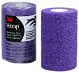 3M Vetrap Single Roll Bandaging Tape, 4