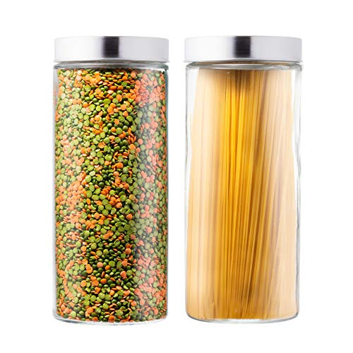 xl glass container - 9