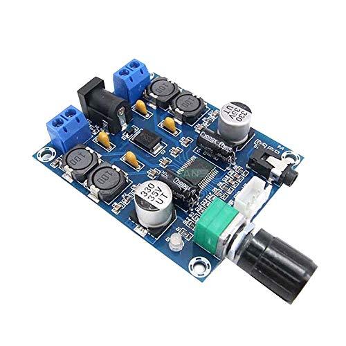 (XH-M312 M312 TPA3118 TPA3118D2 DC 12V 24V 28V 3A Output 45W x 2 Digital HD Edition Audio Low Power Amplifier Board Module)