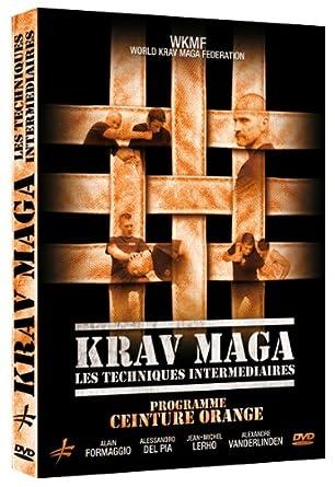 f0cdb7d64f89 Amazon.com  KRAV MAGA- Les techniques intermédiaires - Programme ...