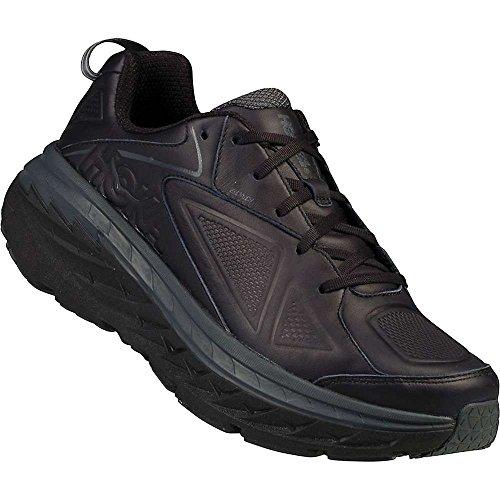 (ホカ オネオネ) Hoka One One レディース ランニング?ウォーキング シューズ?靴 Hoka One One Bondi Leather Shoe [並行輸入品]