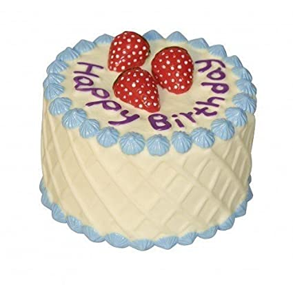 Buy Kerbl Birthday Cake Dog Toy 10 CmColor May Vary Online At Low Prices In India