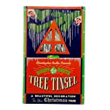 Shiny Brite Christopher Radko Tree Tinsel Christmas