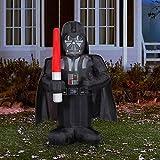 5 Feet Tall Star Wars Darth Vader Airblown Inflatable Air Blown