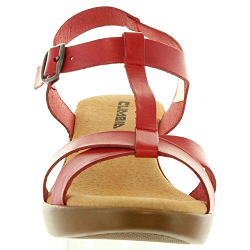 Sandali per Donna CUMBIA 30531 ROJO