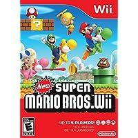 New Super Mario Bros - Nintendo Wii (World Edition)