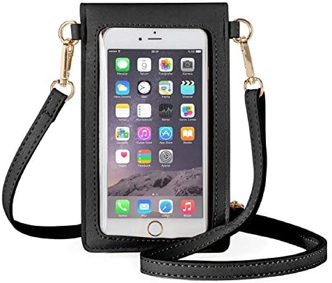 AnsTOP Lightweight Leather Crossbody Shoulder product image