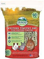 OXBOW Western Timothy Hay, 90 Ounce Bag