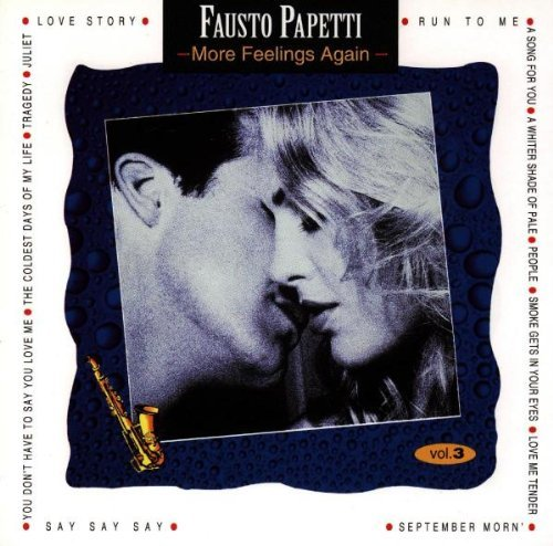 Fausto Papetti - More Feelings Again By Fausto Papetti - Zortam Music