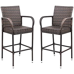 51B0lsRDyQL._SS300_ Wicker Dining Chairs & Rattan Dining Chairs